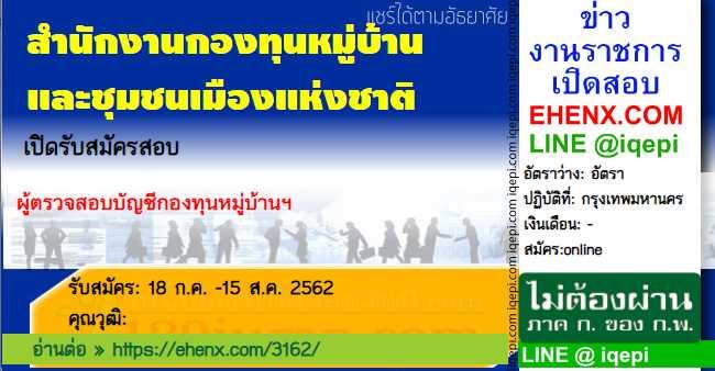title=สำนักงานกองทุนหมู่บ้านและชุมชนเมืองแห่งชาติ